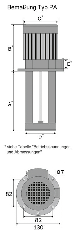 Bemassung_Kuehlmittelpumpe_Typ-PA