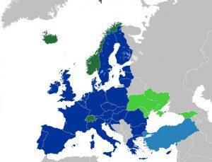 Der innereuropäische Binnenmarkt
